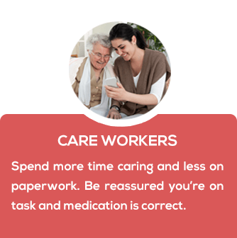Cura Systems, Care Home Software for Carers