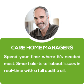 Cura Systems, Care Home Software for Managers