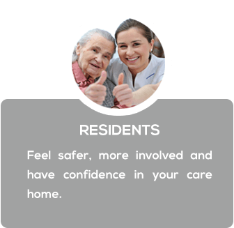 Cura Systems, Care Home Software for Residents