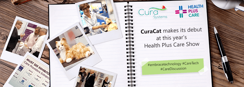 Cura Systems, Health Plus Care Show 2019